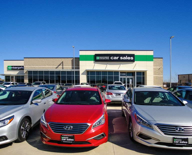 Enterprise Rent a Car Dallas Fort Worth Intl. Airport Deals